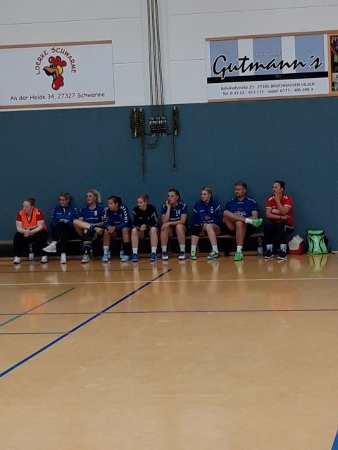 Handball DamenMorum2